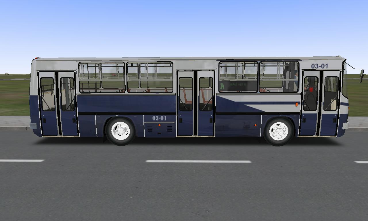 260 для omsi икарус