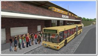 OMSI2 képek a Gamescom 2013 alkalmából